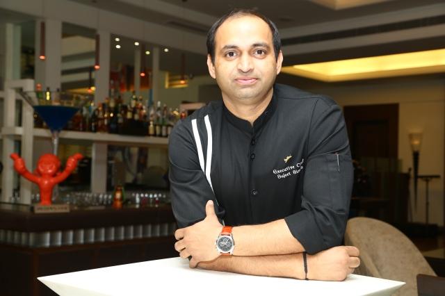 Executive Chef- Sujeet Singh, Radisson Noida